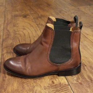 Zara Riding Ankle boots